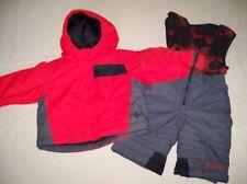 NEW Boys Sz 6 mo COLUMBIA 2 Piece Bibbed Snowsuit  Waterproof