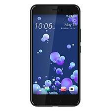 HTC U11 Brilliant Black Android Smartphone 64gb Unlocked