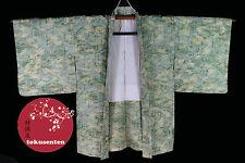 Kimono Haori Japonais MADE IN JAPAN JAPANESE TRADITIONAL NEUF NEW LAINE WOOL