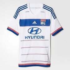 Olympique Lyonnais Home Football Shirts (French Clubs)
