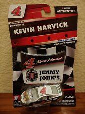 2019 Wave 1 Kevin Harvick Kickin Ranch Jimmy Johns 1/64 NASCAR Authentics