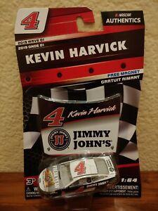 2019 Wave 1 Kevin Harvick Kickin Ranch Jimmy Johns DNP 1/64 NASCAR Authentics