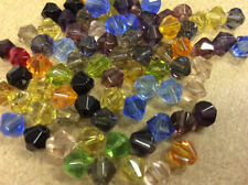 Bicone Glass & Lampwork Any Purpose Craft Beads