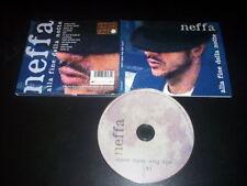 Neffa – Alla Fine Della Notte CD digipak SONY BMG