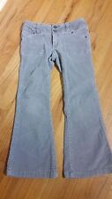 Girls Size 7 So Gray Cordouroy Pants