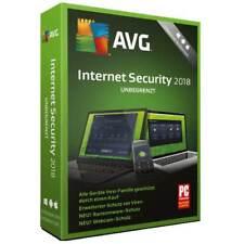 AVG Internet Security - Unbegrenzt * 2 Jahre * 1, 2, 3, 5, 10 PC * Lizenz * ZEN