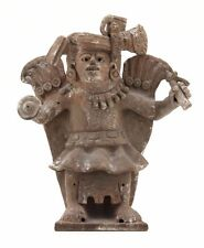 Zapotec style Funerary Urn in Terracotta