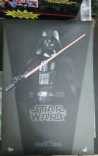 Hot Toys 1/6 Darth Vader Star Wars Episode IV A New Hope MMS 279 SITH LIKE NEW