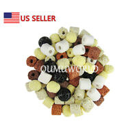 Aquarium Bio Balls Fish Tank Pond Bio Filter Media  Biological Filtration 500g