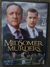 Midsomer Murders: Series 21 (2 DVD Set) 2020 - HTF - WS - Neil Dudgeon - NM