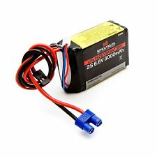 BRAND NEW SPEKTRUM 6.6V 3000MAH 2S LIFE LI-FE RX RECEIVER BATTERY SPMB3000LFRX !