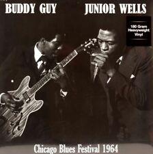 Buddy Guy & Junior Wells CHICAGO BLUES FESTIVAL 1964 180g DOL New Vinyl LP