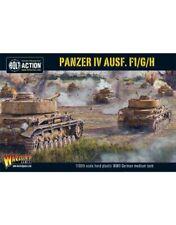 WARLORD GAMES German Panzer IV AUSF. F1/G/H Medium Tank 402012010