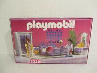 ( SR ) 5325 Schlafzimmer Puppenhaus 5300 5305 1900 Nostalgie rosa Serie OVP + BA