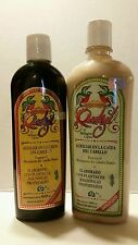 Shampoo Quetzal & Hair Conditioner Help in the Regrowth of hair  { 2 Bottles }