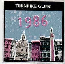 (ER60) Turnpike Glow, 1986 - 2012 DJ CD