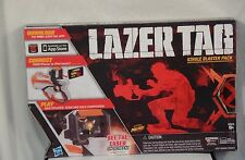 LAZER TAG Single Blaster Battle Pack Nerf works with Iphone or Ipod LASER New