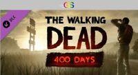 The Walking Dead: 400 Days DLC Steam Key Digital Download PC [Global]