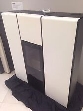 MCZ FLUX STUFA PELLET SLIM 15 KW BY  EUROCAMINO