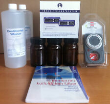 Ionic-Pulser® PRO  **STARTER PAKET III  inkl. Buch