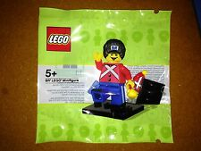 Lego BR Minifigure (5001121) Brand new and sealed