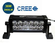 7 inch Off Road 36W CREE LED Fog Lamp Work Light Bar SUV Boat Jeep 4X4 DRL Spot