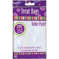 Darice Treat Bags Clear - 354893