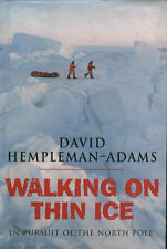 David Hempleman-Adams WALKING ON THIN ICE  Ex Library