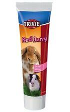 Trixie Rabbit Guinea Pig Malt Paste - Helps Prevent Hair Ball - 2 Flavours