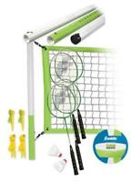 Franklin Sports 50601 Badminton & Volleyball Set