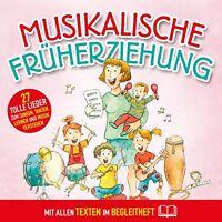 KATHARINA/KÖNIG,CHRISTIAN BLUME - MUSIKALISCHE FRÜHERZIEHUNG  CD NEU