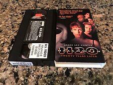 Halloween H20 VHS! 1998 California Horror! Scream The Faculty True Lies