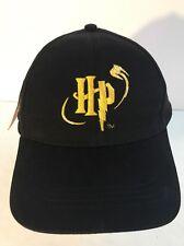 Harry Potter Hat Adjustable Strap NEW 2000 Warner Brothers Baseball Cap