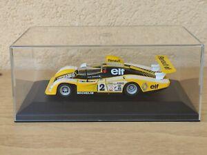 Alpine Renault A 442B Pironi 24 Ore Di Le Mans 1978 Modellino Die Cast 1/43