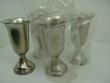 Set of Four (4) EMPIRE Small Cordial Glasses - Goblets - NEW