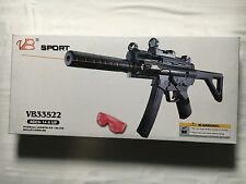 Tactical MP5 Suppressed BB Gun Airsoft Rifle