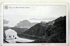 CPA CHINE CHINA - HONG KONG - VIEW FROM THE PEAK  POSTCARD 2775