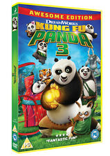 Kung Fu Panda 3 DVD NEW