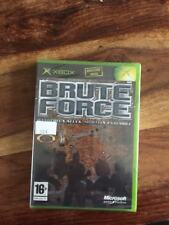 Xbox 1er Génération Brute Force /pal/fr /Neuf /New And Sealed