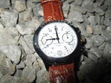 POLJOT Vintage Chronograph weiß-silber Handaufzug 38 mm 80er Jahre 1980s