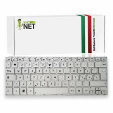 Tastiera ITALIANA compatibile con Asus Zenbook UX31A UX31 UX31E Argento