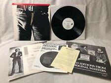 Rolling Stones Sticky Fingers LP Mobile Fidelity Sound Lab MFSL 1-060 EX/VG