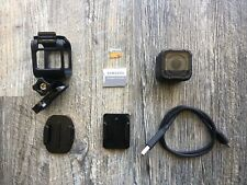 GoPro Hero Session 5 w/ 32gb card 4k action camera! USED ONCE! NEAR MINT!
