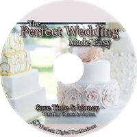 DVD How To Arrange Flowers Florist Budget Wedding Parties Event Planner Tutorial