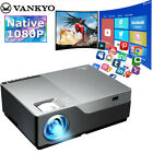VANKYO Performance V600 Native 1080P LED Full HD Projector Home Cinema Movies
