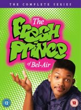 The Fresh Prince Of Bel Air Seasons 1 to 6 Complete Collection DVD NEW dvd (1000