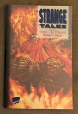 Marvel Select Strange Tales Vol 3 #1 1994 Dr. Strange Thing Torch High Grade 9.0