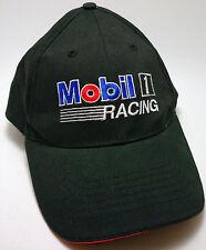 MOBIL ONE RACING hat cap 1 gasoline gas adjustable black