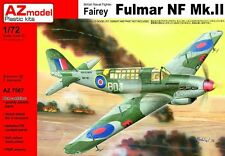 AZ Models 1/72 Kit 7567 Fairey Fulmar NF Mk.II