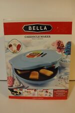 New Blue Sensio Bella Cakesicle Maker 13643 Nonstick Plates Compact Makes 5 BNIB